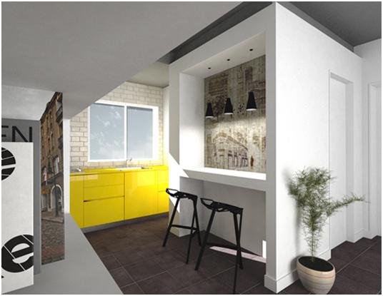 Ef architettura home for Archi arredo roma