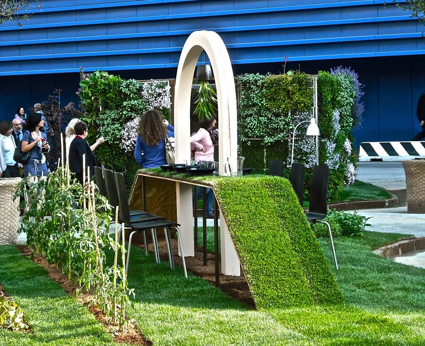 Euroflora - orti e giardini
